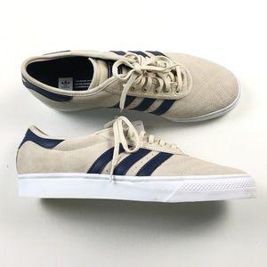 le adidas mens tan skateboard 12 arte by3947 poshmark